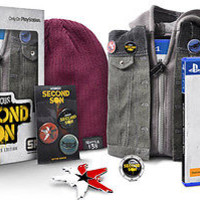 inFAMOUS Second Son Collector's Edition PS4 AUS EDITION *BRAND NEW* + Warranty!