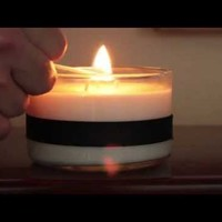 Non Toxic Candles: Archetype Rising: peony plum, cucumber & firewood