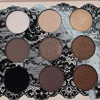 Beauty Creations Cosmetics BOUDOIR B EYESHADOW PALETTE