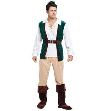 Prince of the Forest Mens Costume