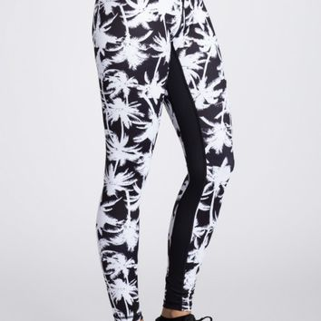 Palm Paradise Legging - BANDIER