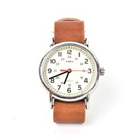 LEATHER WATCH STRAP - HORWEEN DUBLIN