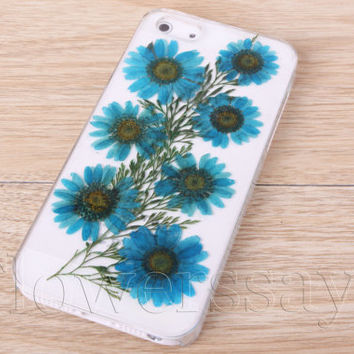 iPhone 6 case iPhone 6 plus Pressed Flower, iPhone 5/5s case, iPhone 4/4s case,  5c case Galaxy S4 S5 Note 2 note 3 Real Flower case NO:F36