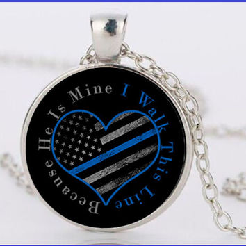 Because He Is Mine Necklace