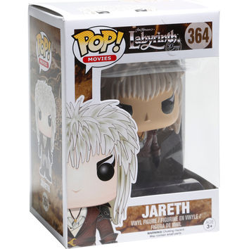 Funko Labyrinth Pop! Movies Jareth Vinyl Figure