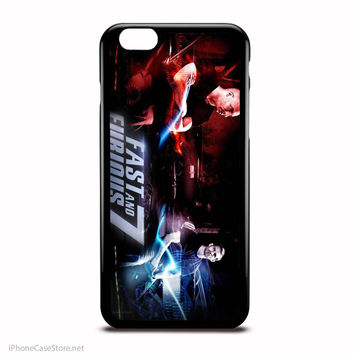 Fast And Furious 7 Rival Case For Iphone Case