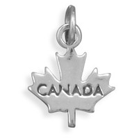 Canada Maple Leaf Charm