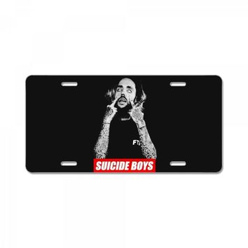 suicide boys License Plate