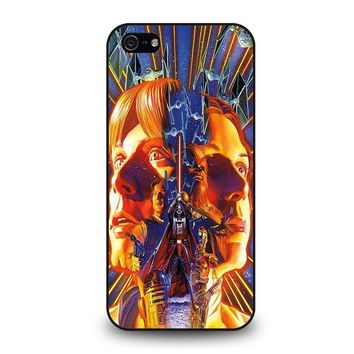 star wars classic iphone 5 5s se case cover  number 1