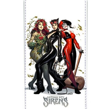 Gotham Sirens 5000mAh Portable External Battery Power Bank Charger