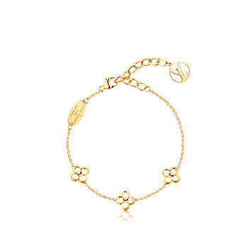Products by Louis Vuitton: Flower Full Bracelet
