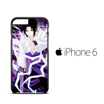 uchiha sasuke Z0682 iPhone 6 Case