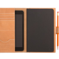 MEDIUM JOURNAL/iPAD MINI COVER w/ TAB