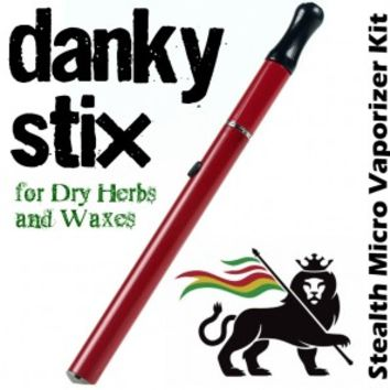 420 SALE: Danky Stix Stealth Micro Vaporizer Kit - The Vape Co.