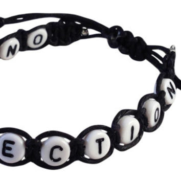 ONE DIRECTION Girls Hemp Bracelet Black or Beige Handmade Friendship Surfer Casual