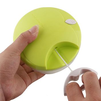 Essential Kitchen Tools Onion Vegetable Chopper Multifunctional Hand Speedy Fruits Chopped Shredders Slicers Accessories Tool