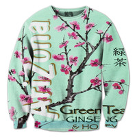 Arizona Green Tea Crewneck