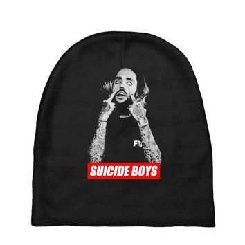 suicide boys Baby Beanies