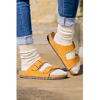 Arizona BS Soft-Bed Birkenstocks | Mink