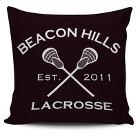 Beacon Hills Lacrosse Teen Wolf Inspired Pillow Covers