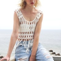 Wind Chase Knit Top - Knit Tops at Pinkice.com