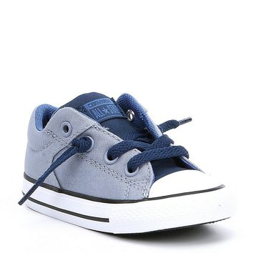 Converse Boys' High Street Canvas Slip-Ons | Dillards