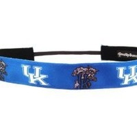 One Up Bands 1471 NCAA University of Kentucky Team Colors Headband - Pack of 2