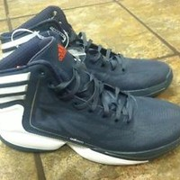 Discount: New Mens adidas ASP adizero Crazy Light Basketball Sz 9.5 MSRP$140