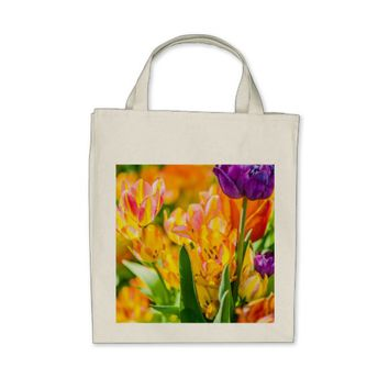Tulips Enchanting 01 Tote Bag