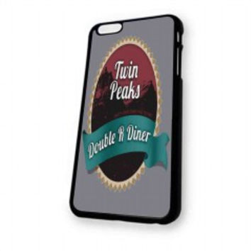 welcome to twin peaks 5 for iphone 6 case