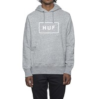 HUF - OPEN BAR PULLOVER HOOD // GRAY HEATHER - HUFWorldwide.com