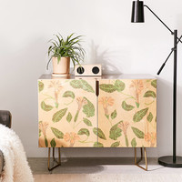 Holli Zollinger For Deny Desert Moonflower Credenza | Urban Outfitters