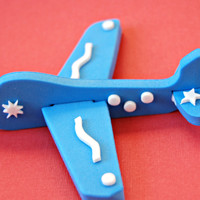 Airplane Party Kids Craft Kit