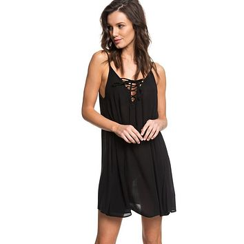 Roxy Softly Love Strappy Dress