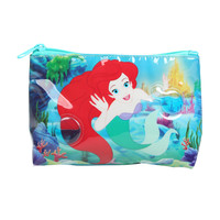 Disney The Little Mermaid Bubbles Makeup Bag