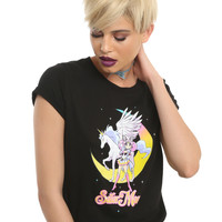 Sailor Moon Chibiusa & Pegasus Girls T-Shirt
