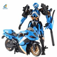 Hot Sale Transformation Robot Cars Toys Action Figures Classic Toys Gifts For Kids # NO.3302B