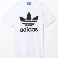 adidas Originals Trefoil T-Shirt - Mens Tee - White
