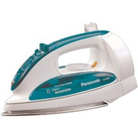 Panasonic Nic78sr Stainless Steel Auto Steam Iron (Electronics-Other / Home Appliances)