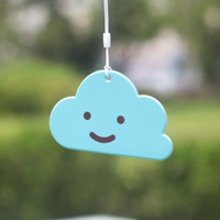 Smile Cloud Name Tag