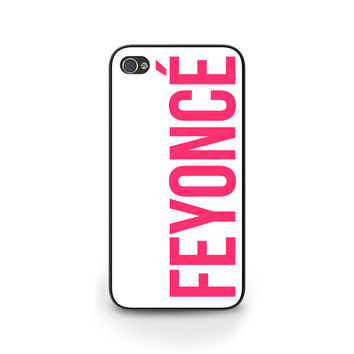 Feyonce Phone Case, iPhone 4 / 4S / 5 / 5S / 5C, Engaged Phone Case, Feyoncé, Beyonce Trending, Fiance - 0360