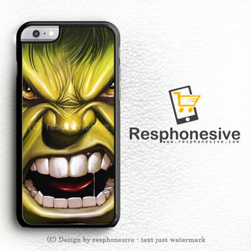 New Incredible Hulk Marvel The Avengers iPhone 6 Case