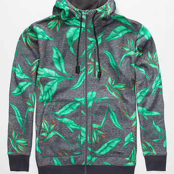 Burton Bonded Mens Hoodie Multi  In Sizes