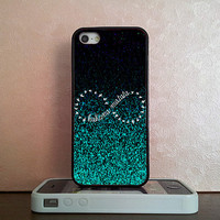 Glitter Hakuna Matata , iPhone 5S case , iPhone 5C case , iPhone 5 case , iPhone 4S case , iPhone 4 case , iPod 4 case , iPod 5 case
