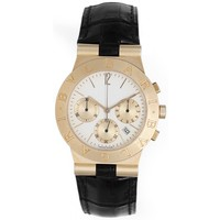 Bulgari (Bvlgari) Diagono Men's 18k Yellow Gold Chronograph CH 35 G (CH35G) - Quartz movement