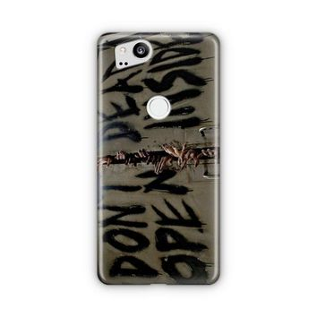 The Walking Dead Daryl Dixon Survive Google Pixel 3 XL Case | Casefantasy