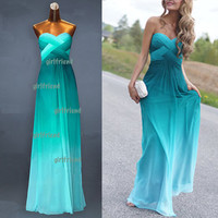 Elegant Sweetheart A-line Chiffon Vintage Handmade Floor-length Prom Dress, Homecoming dress