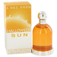 Halloween Sun by Jesus Del Pozo Eau De Toilette Spray 3.4 oz (Women)