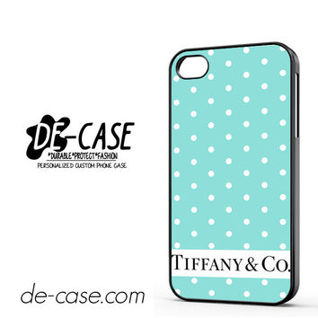 Tiffani And Co Polkadots DEAL-11226 Apple Phonecase Cover For Iphone 4 / Iphone 4S