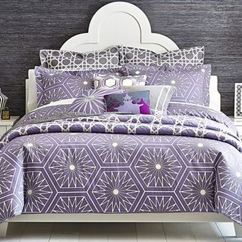 Happy Chic by Jonathan Adler Chloe Print Duvet Cover Set & Accessories